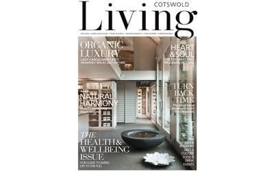 As Featured in Cotswold Living – June 2019
